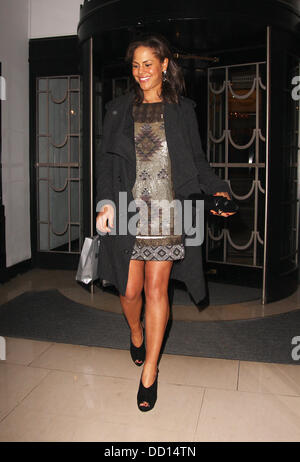 Lenora Crichlow  BBC Radio Times Cover Awards held at Claridge's - Departures London, England - 17.01.12 - Stock Photo