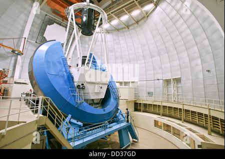 Mayall 4-Meter Optical Telescope. - Stock Photo