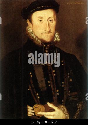 James Stewart, 1st Earl of Moray - Stock Photo