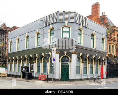 Former Band on the wall building on Swan Street Manchester UK - Stock Photo