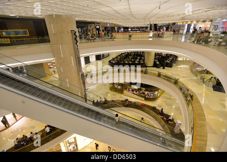 Asia Singapore Ion Orchard Shopping Mall - Stock Photo