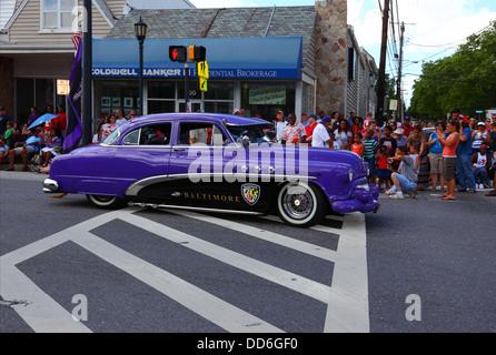 Classic Car Rental Baltimore