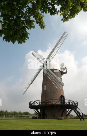 Wilton Windmill, Wiltshire -1 - Stock Photo