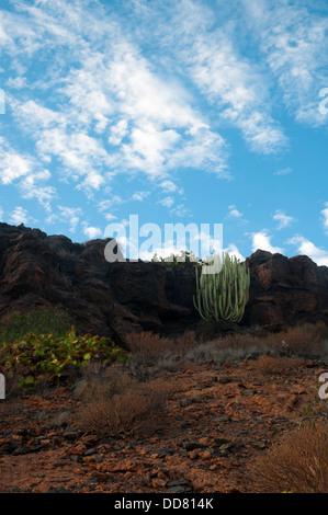View of El Hierro Island, Canaries - Stock Photo