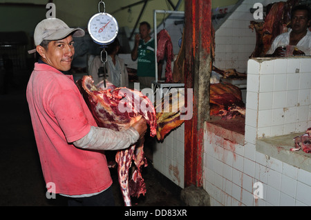 Market in SAN AGUSTIN . Department of Huila.COLOMBIA - Stock Photo