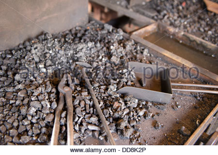 Tools from the smith - Stock Photo