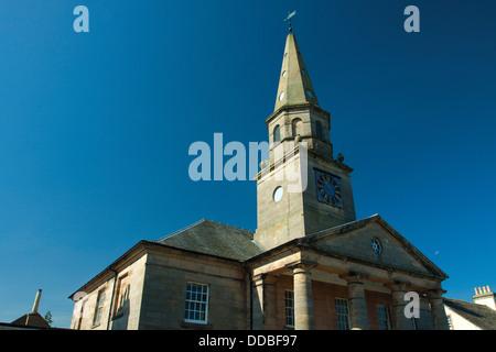 Bellie Church, Fochabers, Moray - Stock Photo