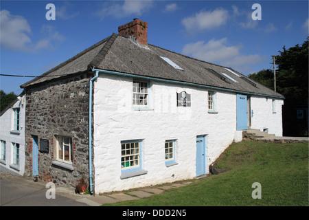 Melin Tregwynt woollen mill, nr Abermawr, Pembrokeshire, Wales, Great Britain, United Kingdom, UK, Europe - Stock Photo