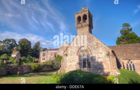 St Andrews Church, Brympton D'Evercy, Odcombe, Near Yeovil, Somerset, South West England, - Stock Photo