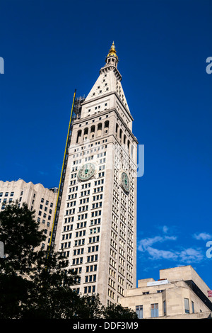 clock tower of the metropolitan life insurance company 1