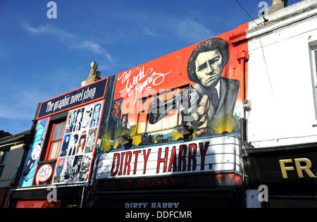 Dirty Harry Stock Photo Royalty Free Image 68084011 Alamy