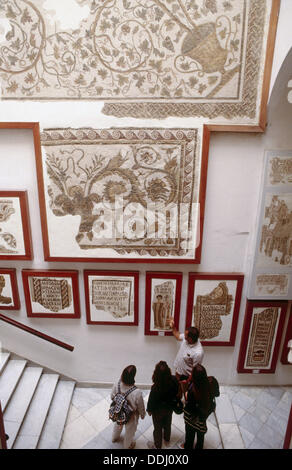 Bardo National Museum. Tunis. Tunisia - Stock Photo