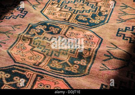 Arabic Floral Wall Tapestry Textile Artwork At Miraj