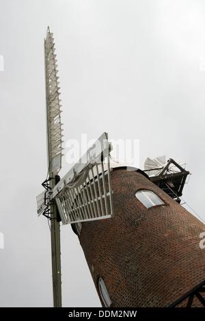 Wilton Windmill, Wiltshire -2 - Stock Photo