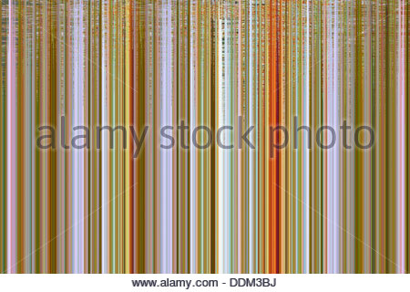 Abstract stripey line pattern - Stock Photo
