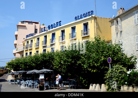 Le Golfe hotel Cassis Bouches-du-Rhone Provence Cote d'Azur France Europe - Stock Photo