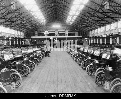 The Ford factory, Manchester, c1911. - Stock Photo