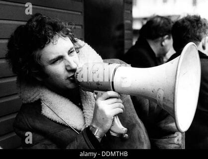 Michael Winner (1935- ), British Film maker, 1967. - Stock Photo