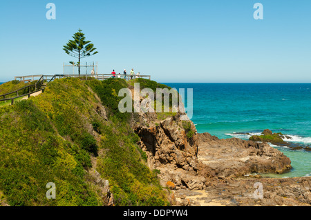 One Tree Point, Tuross Head, NSW, Australia - Stock Photo