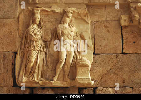 Relief at Arch of Septimius Severus Roman Forum Rome Italy ...