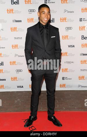 Toronto, ON. 5th Sep, 2013. Tom Williamson at arrivals for ALL CHEERLEADERS DIE Premiere at The Toronto Film Festival, - Stock Photo