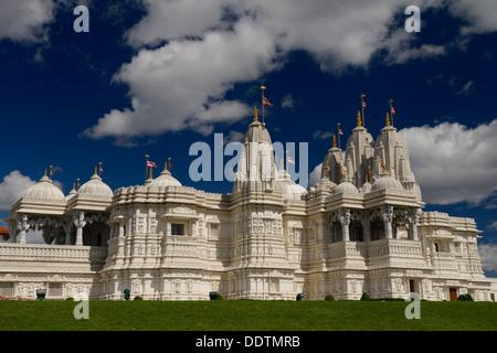 The Shri Swaminarayan Mandir Hindu Temple Neasden London