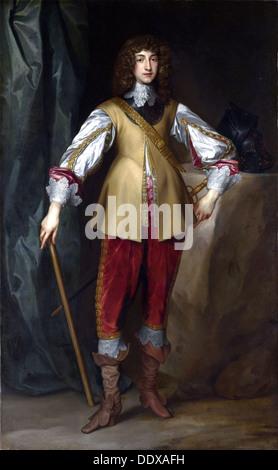 Prince Rupert, Count Palatine - Stock Photo