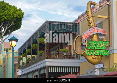 Ralph Brennan\'s Jazz Kitchen, Disneyland, Downtown Disney, Anaheim ...