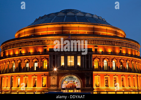 The Royal Albert Hall, Kensington, London, England - Stock Photo