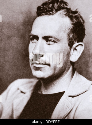 a biography of john steinbeck an american author Sixty years ago today, the movie adaptation of john steinbeck's novel east of eden, directed by elia kazan and starring james dean, opened in theaters to celebrate.