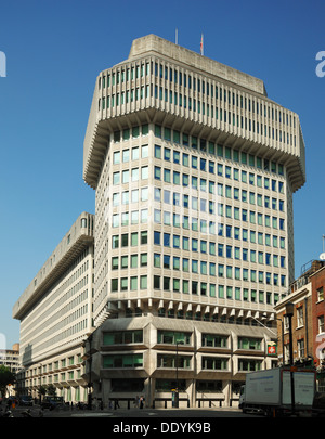 The Ministry of Justice Building, 102 Petty France, London. - Stock Photo