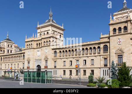 Historicist building of the Academy of Cavalry. - Stock Photo
