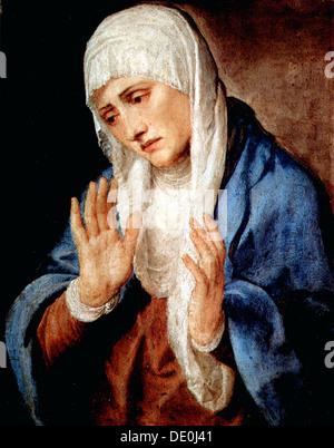 'Mater Dolorosa', 1554.  Artist: Titian