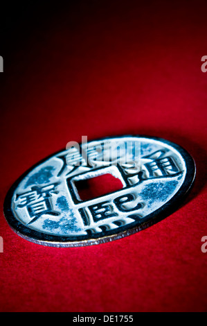 Ancient Chinese Coin Stock Photo 148181177 Alamy