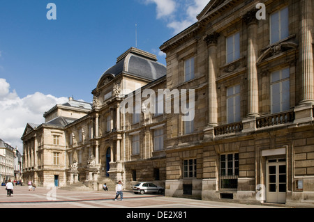 Musee des Beaux Arts, Rouen, Normandy, France - Stock Photo