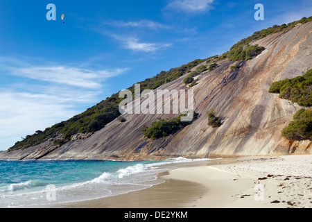 Misery Beach, Torndirrup National Park, Albany, Western Australia - Stock Photo