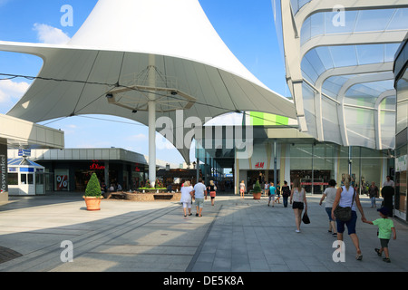 D-Bochum, Ruhr area, Westphalia, North Rhine-Westphalia, NRW, D-Bochum-Harpen, Ruhr-Park, shopping centre, shopping - Stock Photo