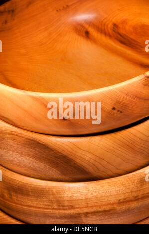 The Wooden Nickel: Myrtlewood Bowl 2x8