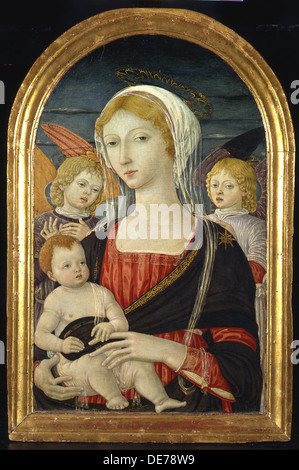 madonna and child with angels parmigianino - photo #18