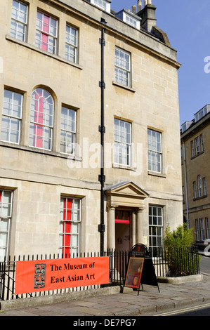 The Museum of East Asian Art, Bath Spa, Somerset, England, UK. - Stock Photo