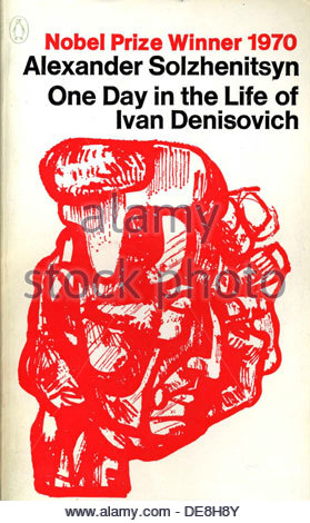 an analysis of alexander solzhenitsyns novel one day in the life of ivan Introduction one day in the life of ivan denisovich by alexander solzhenitsyn (sol¢ zhen its¢ in) is an excellent reading choice for high school students not only does it fit thematically with other works typically studied in a literature curriculum, but it corresponds quite will with a world history curriculum, reinforcing a cross-curricular approach.