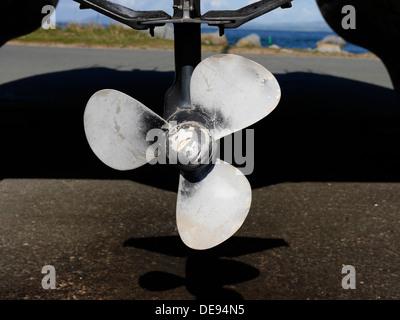 Boat propeller,