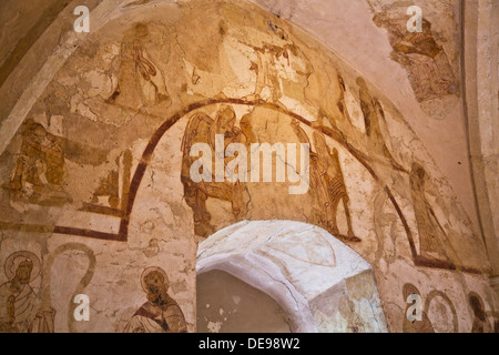 Medieval Wall Painting Cambridgeshire