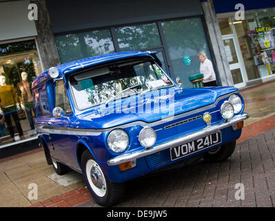 Hillman Imp Classic Car At Car Show Roots Group Stock Photo