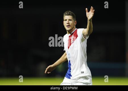 Stijn Schaars (NED), SEPTEMBER 10, 2013 - Football / Soccer : FIFA World Cup 2014 Qualifying round match between - Stock Photo