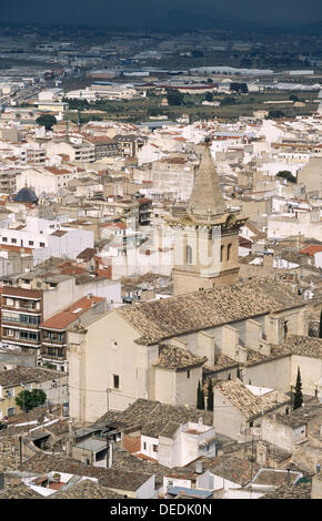 Map Of Yecla Spain.Yecla Murcia Spain Stock Photo 60869517 Alamy