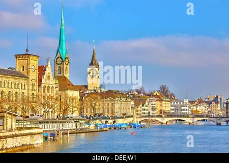 Zurich - Stock Photo