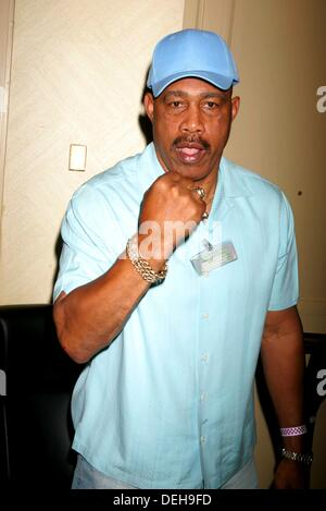 FILE PICTURES:  Kenneth Howard Norton Sr. (August 9, 1943 - September 18, 2013) was an American former heavyweight - Stock Photo