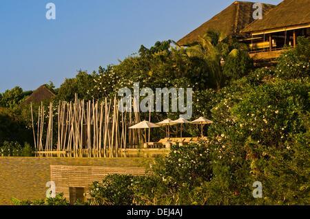 Six Senses Hideaway resort hotel, Koh Samui island, Gulf of Thailand, Thailand - Stock Photo