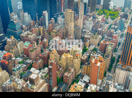 Mid Town Manhattan - Stock Photo